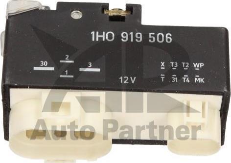 Maxgear 50-0071 - Relejs, Radiatora ventilatora sistēma autodraugiem.lv