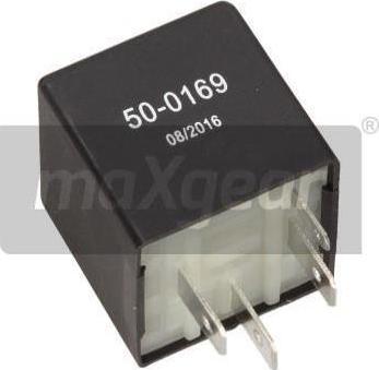 Maxgear 50-0169 - Multifunkcionāls relejs autodraugiem.lv