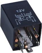 Maxgear 500 327 - Relejs, Gaisa kondicionēšanas sistēma autodraugiem.lv