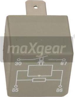 Maxgear 50-0226 - Relejs, Palaišanas iekārta autodraugiem.lv