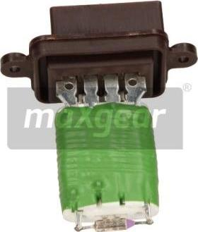 Maxgear 57-0171 - Rezistors, Salona ventilators autodraugiem.lv