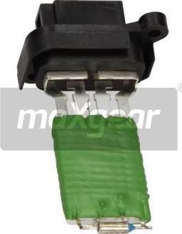 Maxgear 57-0173 - Rezistors, Salona ventilators autodraugiem.lv