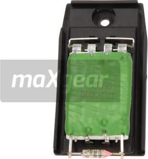 Maxgear 57-0172 - Rezistors, Salona ventilators autodraugiem.lv