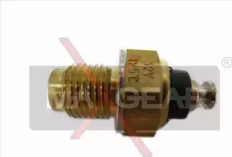 Maxgear 21-0166 - Devējs, Dzesēšanas šķidruma temperatūra autodraugiem.lv