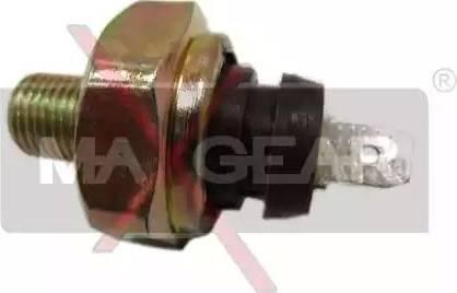 Maxgear 21-0100 - Eļļas spiediena devējs autodraugiem.lv
