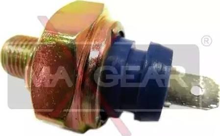 Maxgear 21-0101 - Devējs, Eļļas spiediens autodraugiem.lv