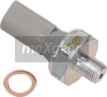 Maxgear 21-0358 - Eļļas spiediena devējs autodraugiem.lv