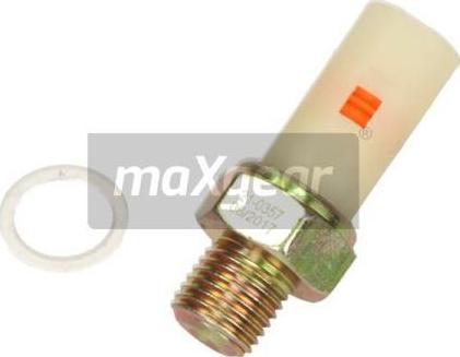 Maxgear 21-0357 - Devējs, Eļļas spiediens autodraugiem.lv