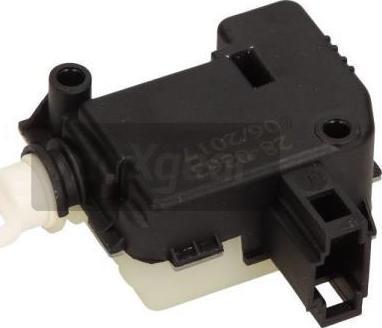 Maxgear 28-0363 - Regulēšanas elements, Centrālā atslēga autodraugiem.lv