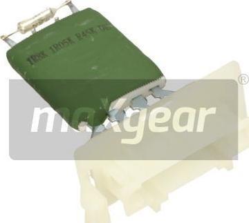 Maxgear 27-4006 - Rezistors, Salona ventilators autodraugiem.lv