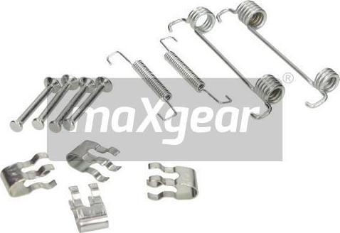 Maxgear 27-0403 - Piederumu komplekts, Stāvbremzes mehānisma bremžu loks autodraugiem.lv