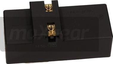 Maxgear 27-1301 - Vadības bloks, Elektroventilators (Motora dzesēšana) autodraugiem.lv