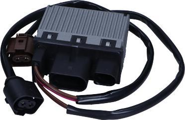 Maxgear 27-1334 - Vadības bloks, Elektroventilators (Motora dzesēšana) autodraugiem.lv