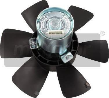 Maxgear 71-0014 - Ventilators, Motora dzesēšanas sistēma autodraugiem.lv