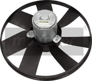 Maxgear 71-0020 - Ventilators, Motora dzesēšanas sistēma autodraugiem.lv