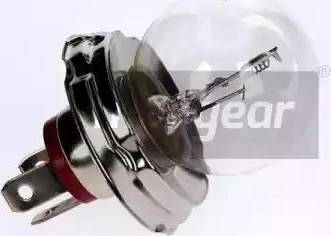 Maxgear 78-0053 - Kvēlspuldze, Tālās gaismas lukturis autodraugiem.lv