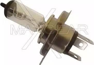 Maxgear 78-0008 - Kvēlspuldze, Miglas lukturis autodraugiem.lv