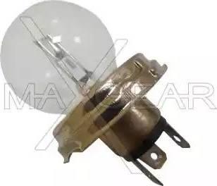 Maxgear 78-0017 - Kvēlspuldze, Miglas lukturis autodraugiem.lv