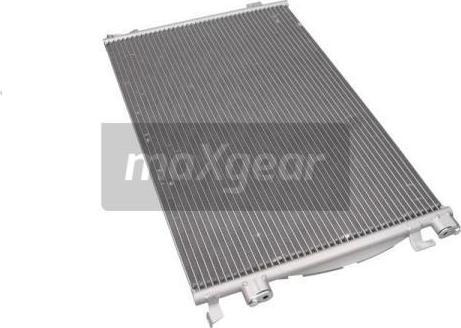 Maxgear AC840870 - Kondensators, Gaisa kond. sistēma autodraugiem.lv