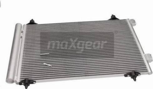 Maxgear AC807922 - Kondensators, Gaisa kond. sistēma autodraugiem.lv