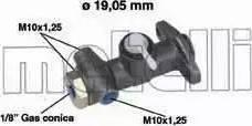 Metelli 05-0001 - Galvenais bremžu cilindrs autodraugiem.lv