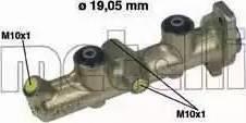 Metelli 05-0036 - Galvenais bremžu cilindrs autodraugiem.lv