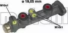 Metelli 05-0025 - Galvenais bremžu cilindrs autodraugiem.lv
