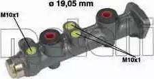 Metelli 05-0028 - Galvenais bremžu cilindrs autodraugiem.lv