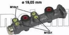 Metelli 05-0150 - Galvenais bremžu cilindrs autodraugiem.lv