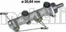 Metelli 05-0129 - Galvenais bremžu cilindrs autodraugiem.lv