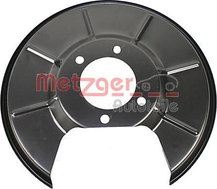 Metzger 6115261 - Dubļu sargs, Bremžu disks autodraugiem.lv