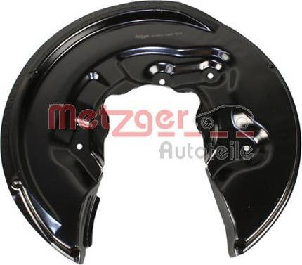 Metzger 6115211 - Dubļu sargs, Bremžu disks autodraugiem.lv