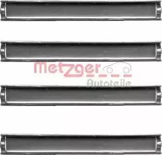 Metzger 109-1228 - Piederumu komplekts, Disku bremžu uzlikas autodraugiem.lv