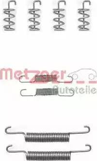 Metzger 105-0831 - Piederumu komplekts, Stāvbremzes mehānisma bremžu loks autodraugiem.lv