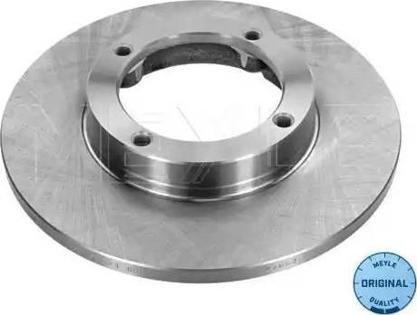 Meyle 56-15 521 0000 - Bremžu diski autodraugiem.lv