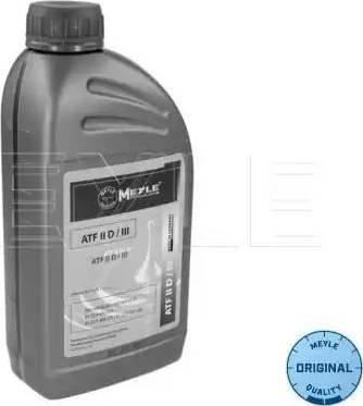 Meyle 014 019 2200 - Automātiskās pārnesumkārbas eļļa autodraugiem.lv