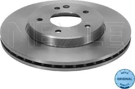 Meyle 015 521 2027 - Bremžu diski autodraugiem.lv