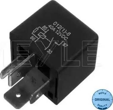 Meyle 100 937 0001 - Multifunkcionāls relejs autodraugiem.lv