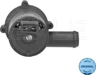 Meyle 100 899 0024 - Ūdens recirkulācijas sūknis, Autonomā apsildes sistēma autodraugiem.lv