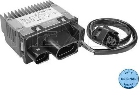 Meyle 100 880 0024 - Vadības bloks, Elektroventilators (Motora dzesēšana) autodraugiem.lv
