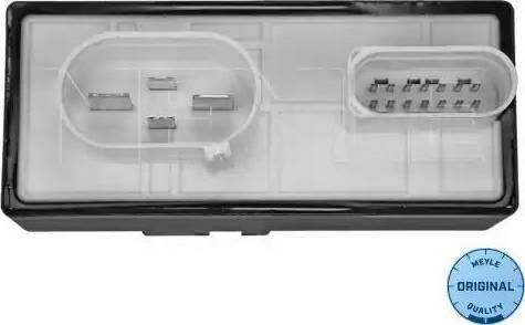 Meyle 100 880 0021 - Vadības bloks, Elektroventilators (Motora dzesēšana) autodraugiem.lv