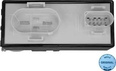 Meyle 100 880 0023 - Vadības bloks, Elektroventilators (Motora dzesēšana) autodraugiem.lv