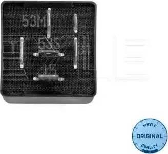 Meyle 100 830 0014 - Relejs, Stiklu mazgāšanas sistēmas intervāls autodraugiem.lv