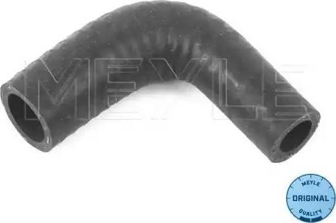 Meyle 119 121 0001 - Radiatora cauruļvads autodraugiem.lv