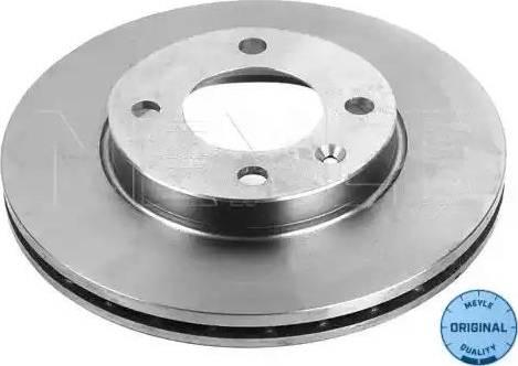 Meyle 115 521 1002 - Bremžu diski autodraugiem.lv