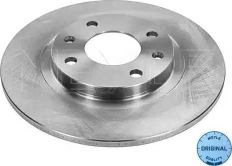Meyle 11-15 521 0001 - Bremžu diski autodraugiem.lv