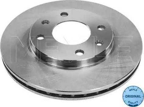 Meyle 11-15 521 0005 - Bremžu diski autodraugiem.lv