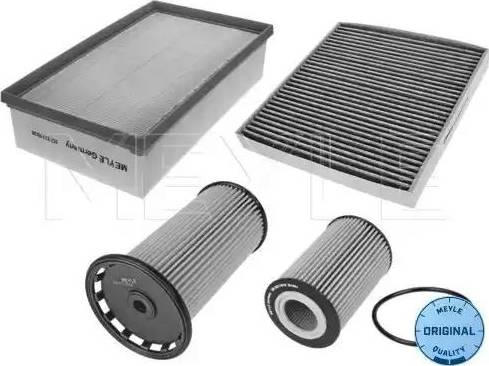 Meyle 112 330 0006/S - Filtrs-Komplekts autodraugiem.lv