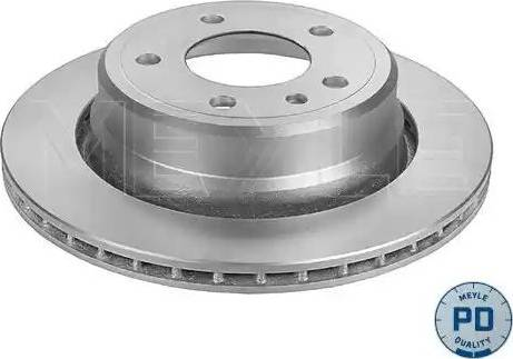 Meyle 315 523 0038/PD - Bremžu diski autodraugiem.lv