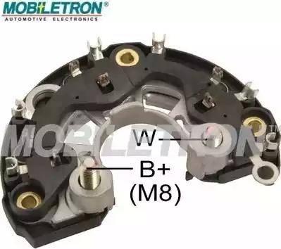 Mobiletron RB-115H - Taisngriezis, Ģenerators autodraugiem.lv